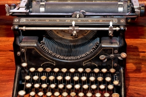 Typewriter old