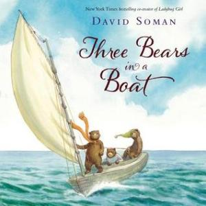 ThreeBearsInBoat