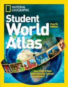 National Geographic Student Atlas
