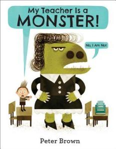 My Teacher Is Monster