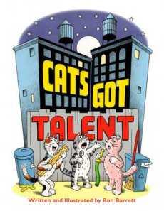 CatsGotTalent