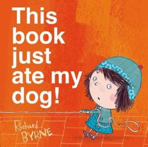 Book Ate Dog
