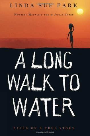 Long walk to water based on a true story by linda sue park this book