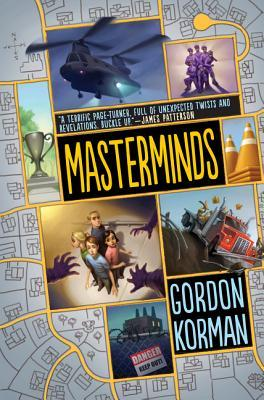 Image result for masterminds gordon korman
