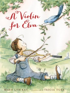 Violin for Elva