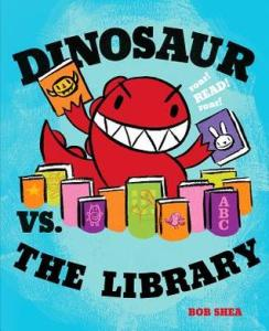 Dinosaur VS Library