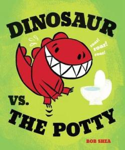 Dinosaur VS Potty