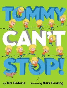 Tommy Can't Stop