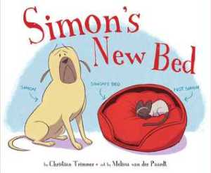 Simons New Bed