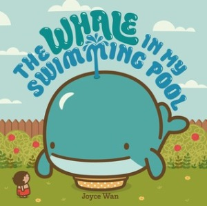 Whale in Swimming Pool