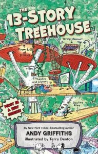 Thirteenth Story Tree House