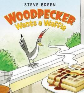 Woodpecker Waffle
